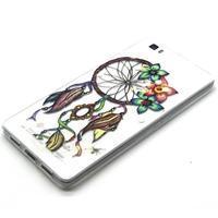 Transparentní gelový obal na Huawei Ascend P8 Lite - snění - 2/4