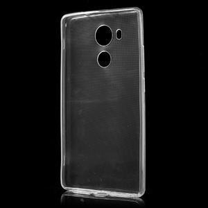 Ultratenký gelový obal na Huawei Mate 8 - transparentní - 2