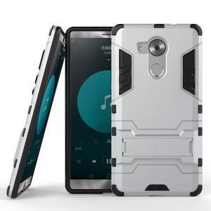 Armor odolný kryt na mobil Huawei Mate 8 - stříbrný - 2