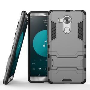 Armor odolný kryt na mobil Huawei Mate 8 - šedý - 2
