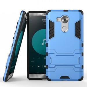 Armor odolný kryt na mobil Huawei Mate 8 - světlemodrý - 2
