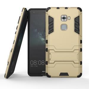 Armour odolný kryt na mobil Huawei Mate S - zlatý - 2