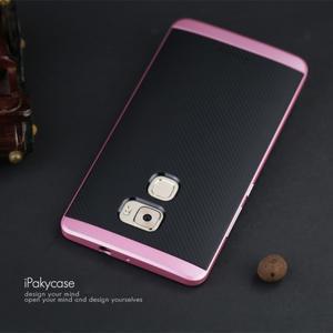 Odolný hybridní obal 2v1 na Huawei Mate S - růžový - 2