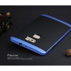 Odolný hybridní obal 2v1 na Huawei Mate S - modrý - 2