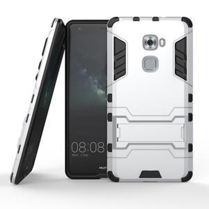 Armour odolný kryt na mobil Huawei Mate S - stříbrný - 2
