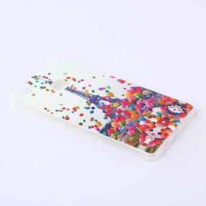 Jelly gelový obal na telefon Huawei P9 Lite - Eiffelovka - 2