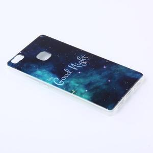 Jelly gelový obal na telefon Huawei P9 Lite - dobrou noc - 2