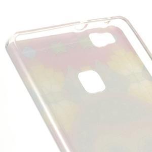 Skiny gelový obal na mobil Huawei P9 Lite - hvězdná sova - 2