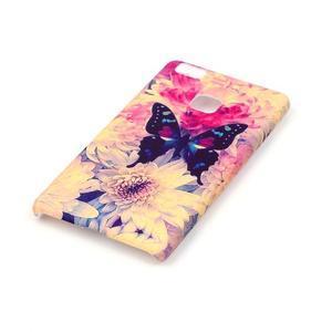Shelly gelový obal na mobil Huawei P9 Lite - motýlek - 2