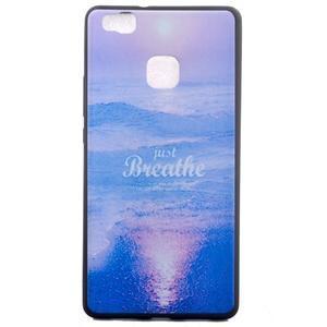 Gelový obal na telefon Huawei P9 Lite - moře - 2
