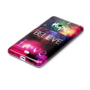 Soft gélový obal pre mobil Microsoft Lumia 535 - láska - 2
