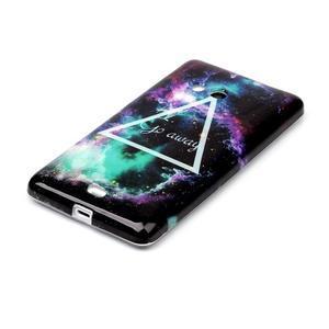 Soft gélový obal na mobil Microsoft Lumia 535 - triangl - 2
