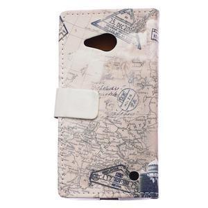 Peňaženkové puzdro na mobil Microsfot Lumia 550 - Vítězný oblouk - 2