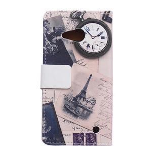 Peňaženkové puzdro na mobil Microsfot Lumia 550 - Eiffelka - 2