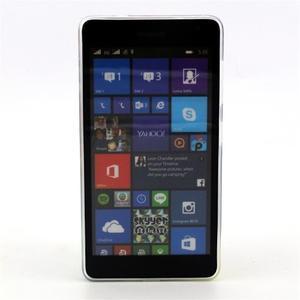 Gélový kryt na Microsoft Lumia 535 - slon - 2