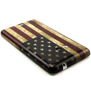 Gélový kryt pre Microsoft Lumia 535 - US vlajka - 2