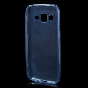 Ultra tenký slim obal pre Samsung Galaxy Core Prime - tmavo modrý - 2