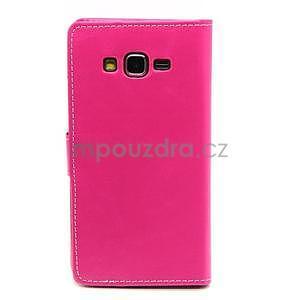 Rose puzdro pre Samsung Galaxy Grand Prime - 2