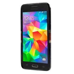 Gélový obal Samsung Galaxy Grand Prime G530H - UK vlajka - 2