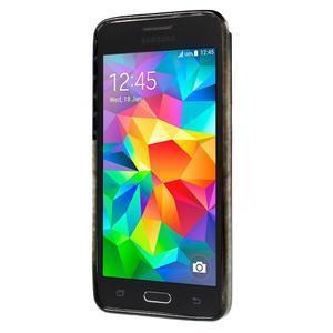 Gélový obal Samsung Galaxy Grand Prime G530H - US vlajka - 2