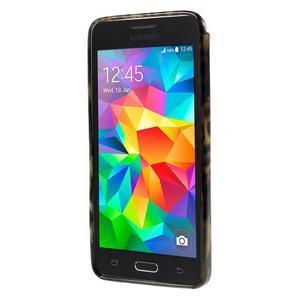 Gélový obal Samsung Galaxy Grand Prime G530H - leopard - 2