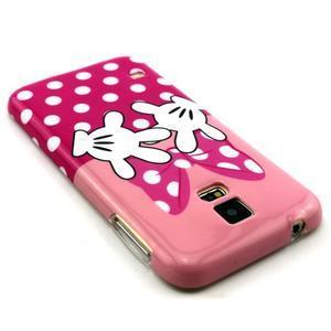 Luxury gélový obal pre mobil Samsung Galaxy S5 - Minie - 2
