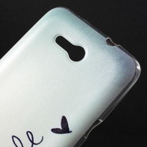 Gélový obal na Sony Xperia E4g -  smile - 2