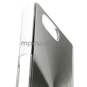Metalický kryt pre Sony Xperia Z3 Compact - strieborný - 2