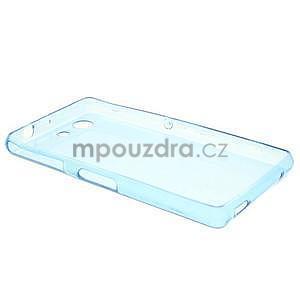 Ultra tenký slim obal pre Sony Xperia Z3 Compact - modrý - 2