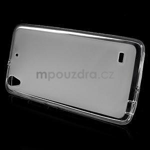Matný gélový obal na Huawei Ascend G620s - 2