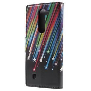 Peňaženkové puzdro pre LG G4c H525n - meteor - 2
