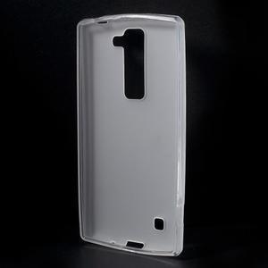 Matný gélový kryt na LG G4c H525n - bilý - 2