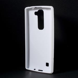 Biely gélový obal S-line na LG G4c H525n - 2