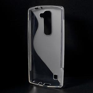 Transparentní gélový obal S-line na LG G4c H525n - 2
