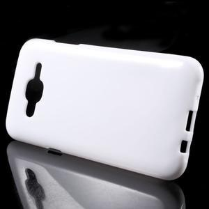 Biely gélový kryt pre Samsung Galaxy J5 - 2