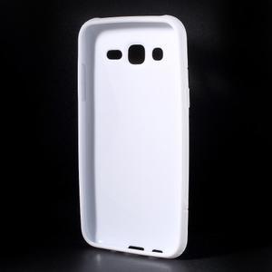 S-line gélový kryt pre Samsung Galaxy J5 - biely - 2