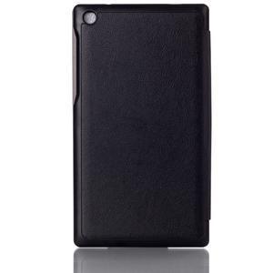 Polohovatelné puzdro pre tablet Lenovo Tab 2 A7-30 - čierné - 2