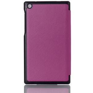 Polohovatelné pouzdro na tablet Lenovo Tab 2 A7-30 - fialové - 2