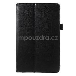 Safety polohovateľné puzdro pre tablet Asus ZenPad 8.0 Z380C - čierne - 2