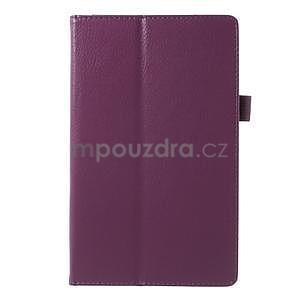 Safety polohovateľné puzdro na tablet Asus ZenPad 8.0 Z380C - fialové - 2