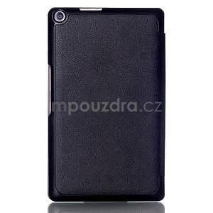 Trojpolohové puzdro na tablet Asus ZenPad 8.0 Z380C - čierne - 2