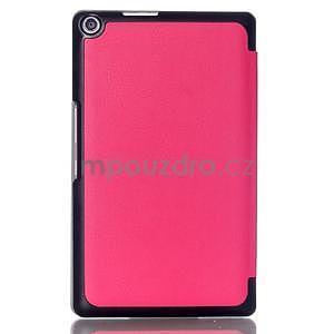Trojpolohové puzdro na tablet Asus ZenPad 8.0 Z380C - rose - 2