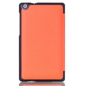 Trifold puzdro na tablet Asus ZenPad C 7.0 Z170MG - oranžové - 2