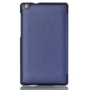 Trifold puzdro na tablet Asus ZenPad C 7.0 Z170MG - tmavomodré - 2