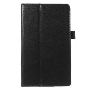 Safety koženkové puzdro pre Asus ZenPad C 7.0 Z170MG - čierne - 2