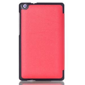 Trifold puzdro na tablet Asus ZenPad C 7.0 Z170MG - červené - 2