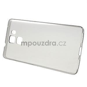 Ultra tenký obal na Huawei Honor 7 - šedý - 2