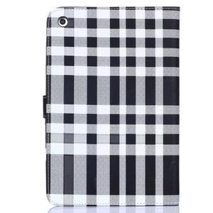 Fashion style puzdro na iPad Air 2 - čierne - 2