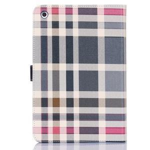 Fashion style puzdro na iPad Air 2 - tmavomodré - 2