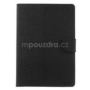 Excelent Diary puzdro pre iPad Air 2 - čierne - 2